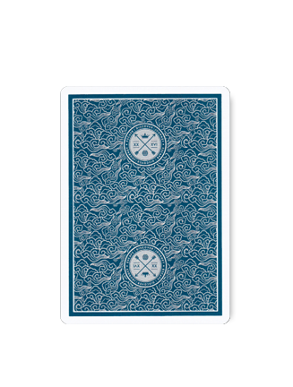 Visa Deck (BLUE) by AP x PK