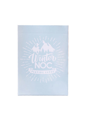 Winter NOCs - Glacier Ice