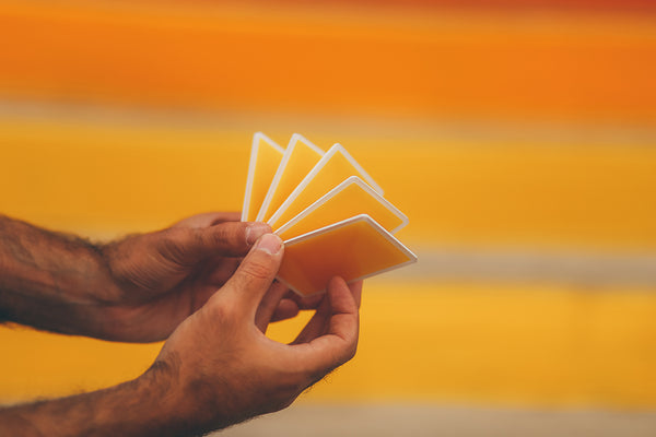 Hard NOCs | Cardistry Trainers (YELLOW)