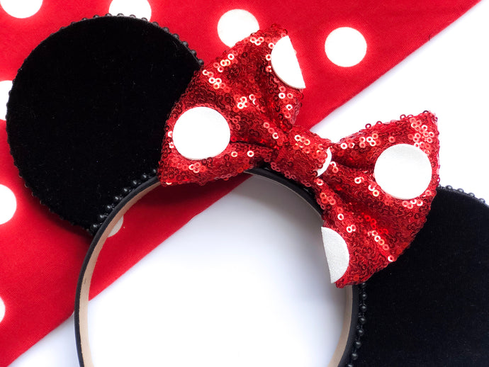 Minnie Velvet Ears