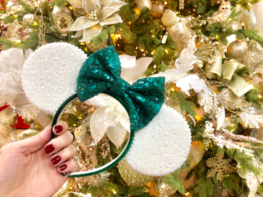 Emerald Snow Ears