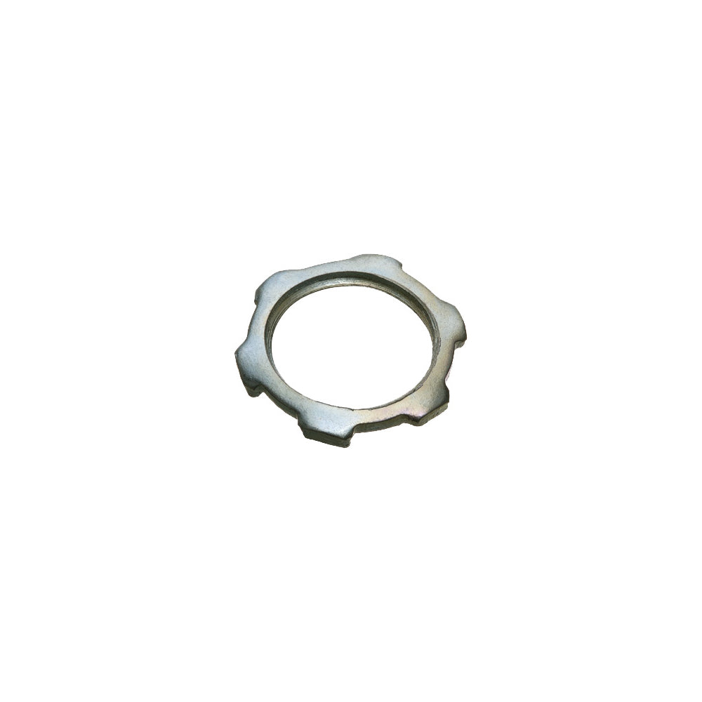 "1-1/4"" CONDUIT LOCKNUT"