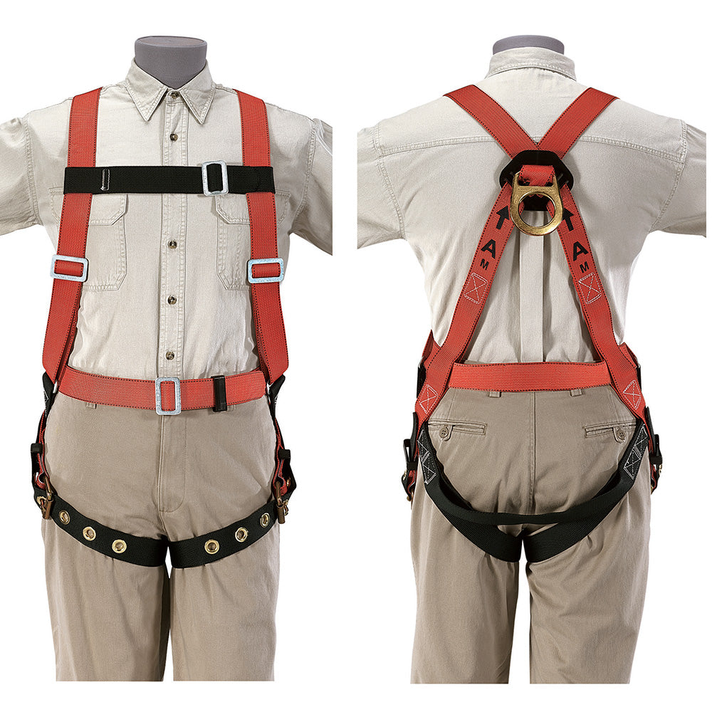 Fall-Arrest Harnesses
