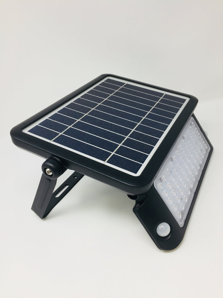 Solar Security LED w/Motion – NX-410S-2W-C