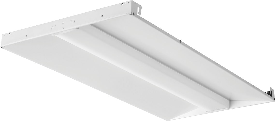 Acuity 146v5f Fluorescent Shoplight Fixture 120 V 2 Lamp Reliable Performance