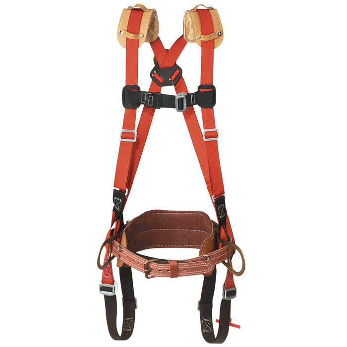 Lineman's Harness with Deluxe Full-Floating 5278 Body Belt