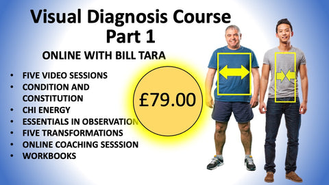 Oriental Diagnosis Course with Bill Tara (Part I)