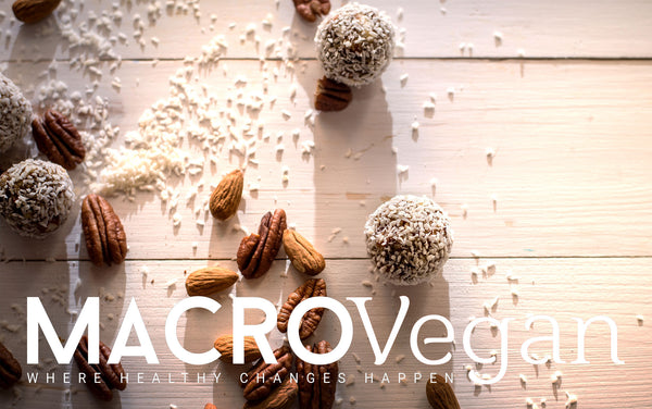 MACROVegan Desserts - 47 Pages Vol. 1