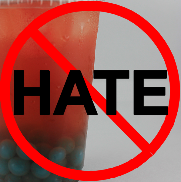What we HATE about bubble tea.....
