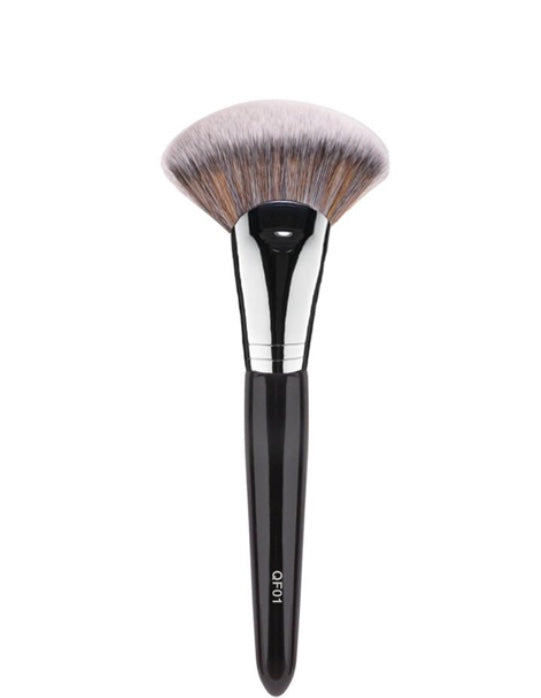 DUO Deluxe Fan Brush