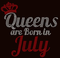 Queens are Born in(MONTH)