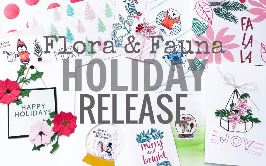 HOLIDAY RELEASE debut 8/26