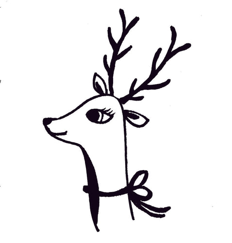 Happy Reindeer (1512G)
