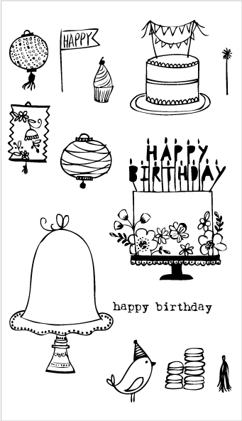 20115 Birthday Set