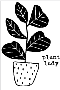 20255 Mini Plant Lady Set