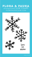 20273 Mini Snowflakes Set