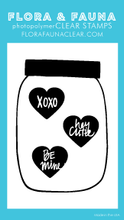 20292 Mini Conversation Jar Set