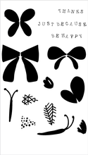 Build a Butterfly 2 Stamp Set + Die Bundle