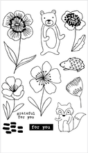 20328 Flower Animals Set