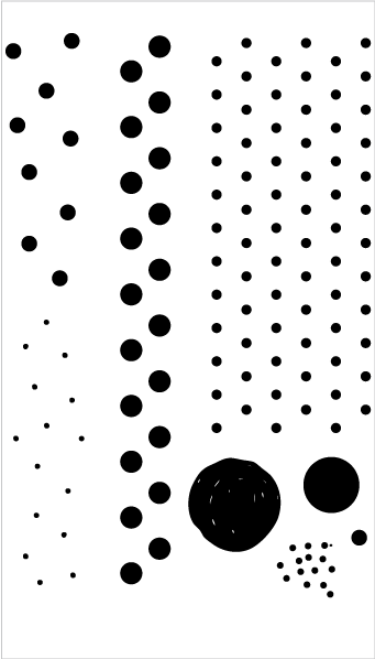 20336 Dot Background Set