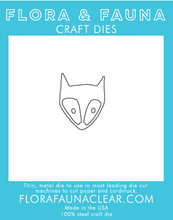30078 Fox Head Die
