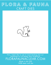 30088 Woodland Squirrel Die