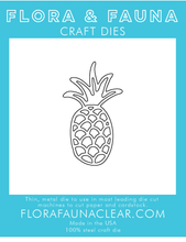 30107 Summer Pineapple Die