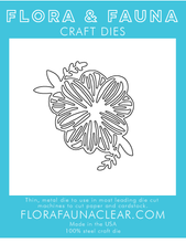 30111 Summer Flower Die