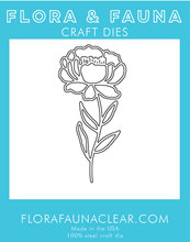 30148 Flower with Stem Die