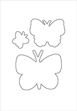 Build a Butterfly 1 Stamp Set + Die