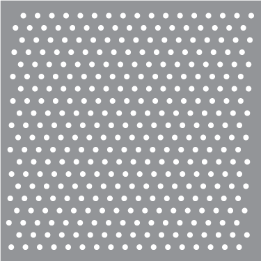 40004 Mini Polka Dot Stencil