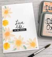 20167 Live Life Wildflowers Set
