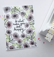 20181 Soul Happy Flower Set