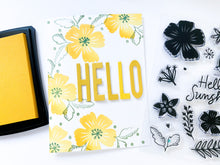 20322 Hello Sunshine Flower Set