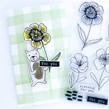 Flower Animals Set + Die Bundle