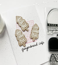20345 Gingerbread Cafe Stamp Set
