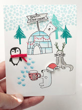 20201 Arctic Critters Holiday Set