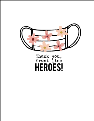 Free Printables to Thank Helpers