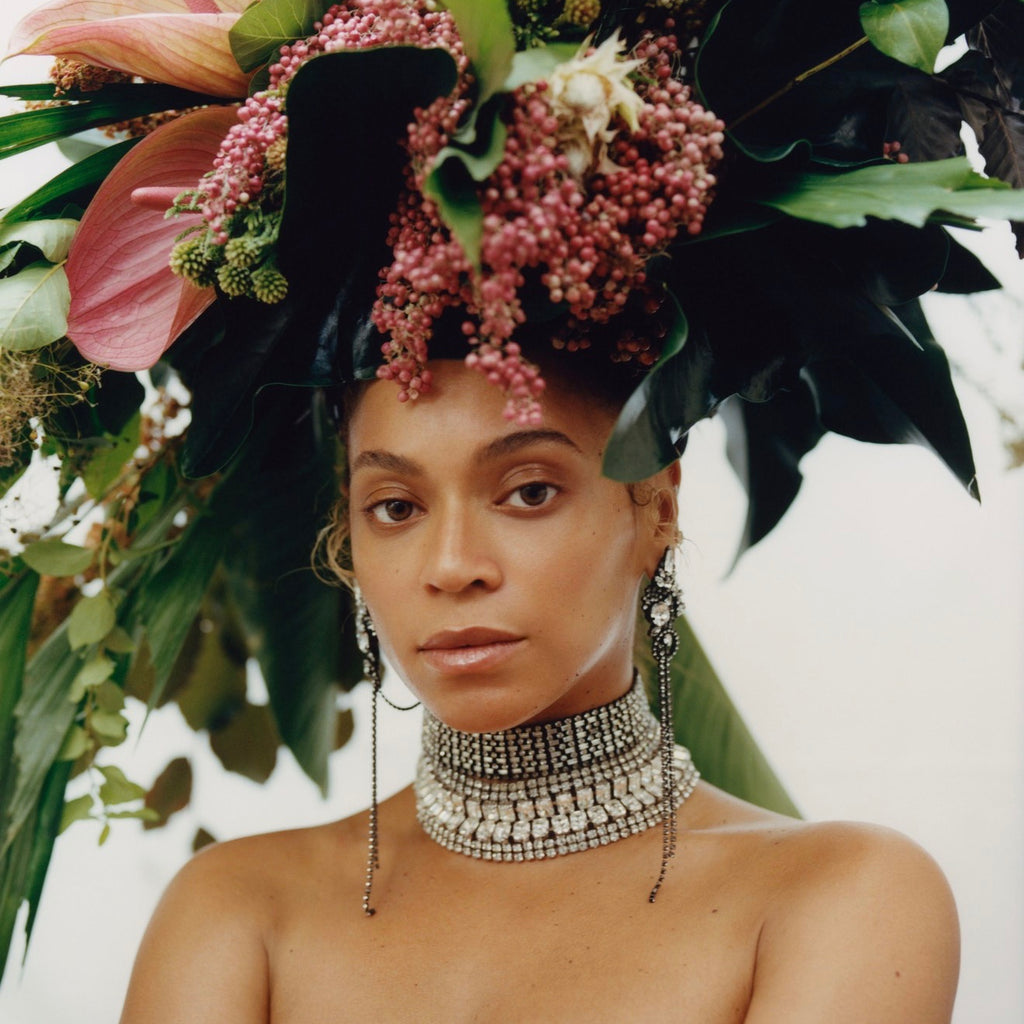 Interview Beyonce Vogue femme inspirante