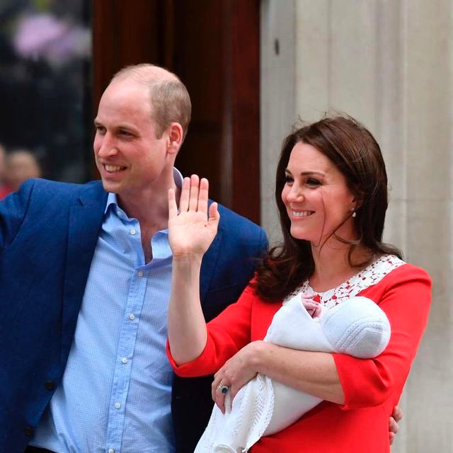 Kate et William Kate Middleton 3e enfant royal famille royale angleterre