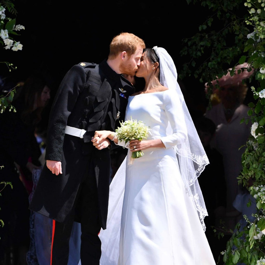 Prince Harry Meghan Markle wedding mariage princier