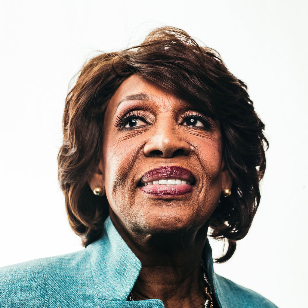 Maxine Waters Families Belong Together
