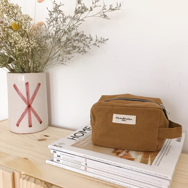 "Trousse Tournelle - Camel ""Sweet Tobacco"""