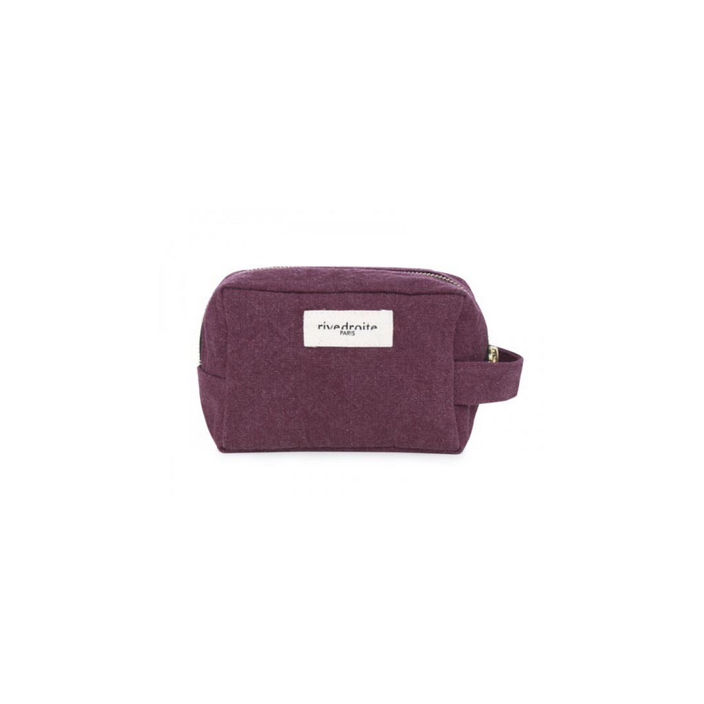 "Trousse Tournelle - Bordeaux ""Scarlett Red"""