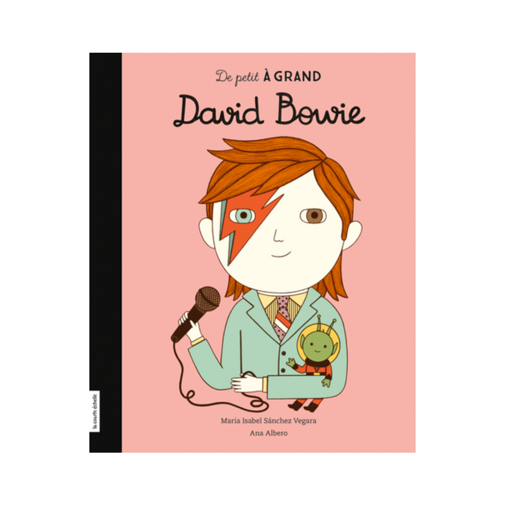 De petit à grand, David Bowie