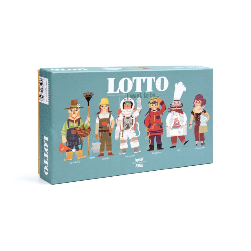 Loto I want to be