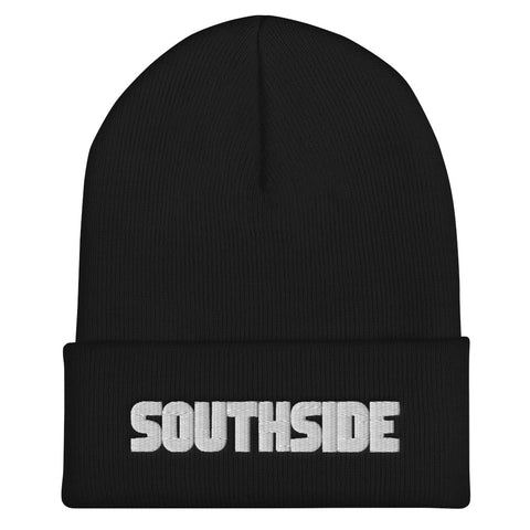South Side Cuffed Beanie - TshirtBoost