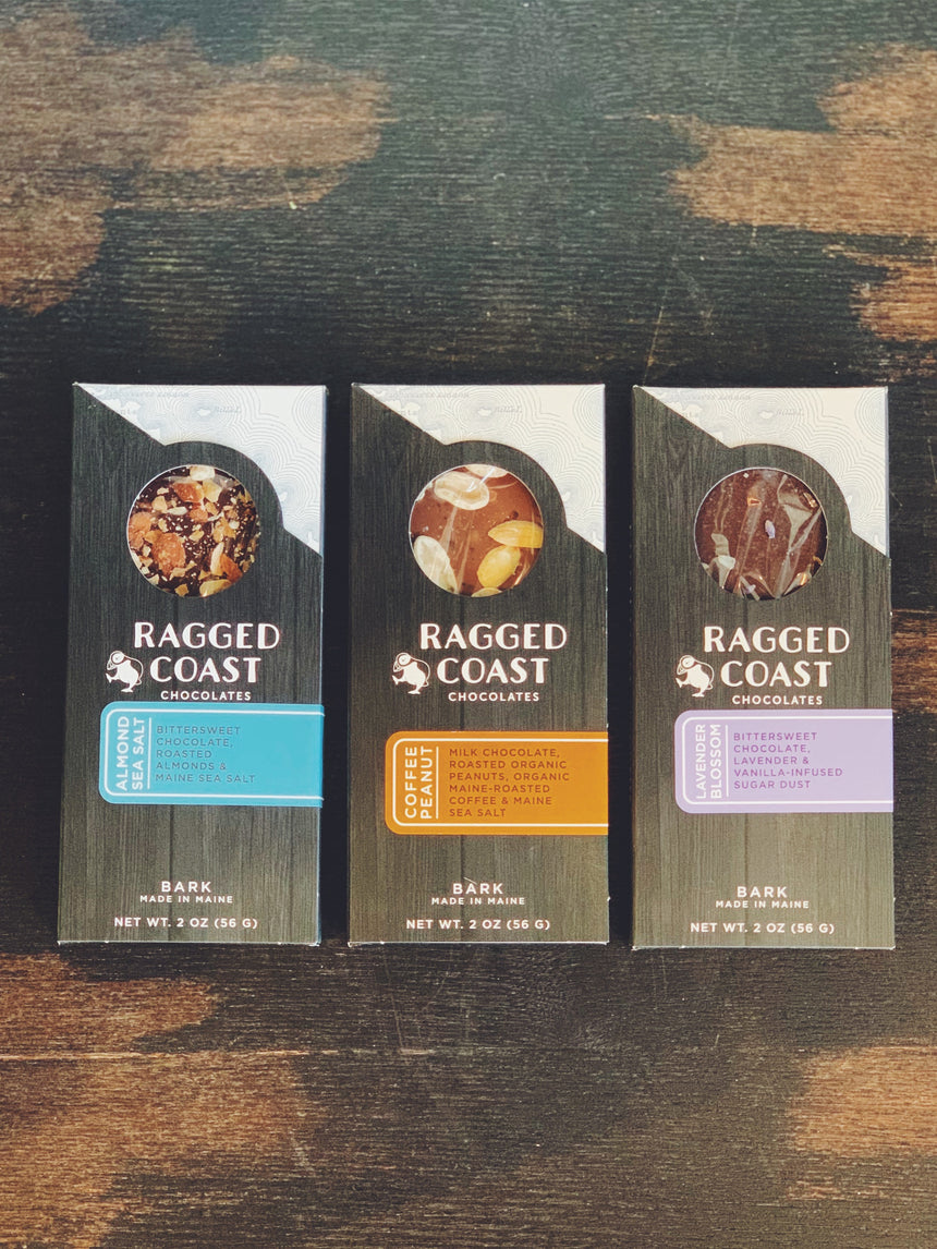 RAGGED COAST CHOCOLATE BAR