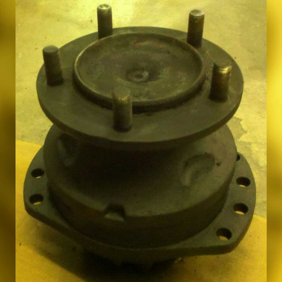 Hitachi Excavator EX1100 Hydraulic Swing Motor Repair