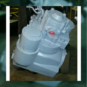 Sundstrand-Sauer-Danfoss 26-2015 Hydrostatic/Hydraulic Variable Piston Pump